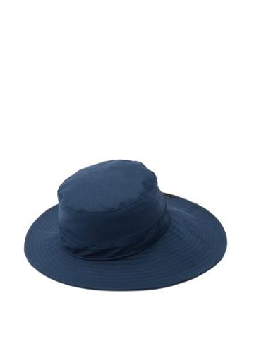 Matchesfashion.com Chlo - Technical Bucket Hat - Womens - Navy