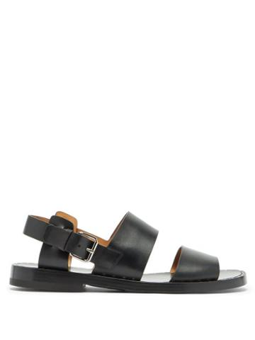Matchesfashion.com Church's - Dunchurch Studded Leather Sandals - Mens - Black