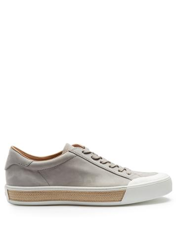 Tod's Nubuck Low-top Trainers