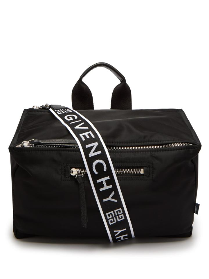 Givenchy Logo-print Messenger Bag