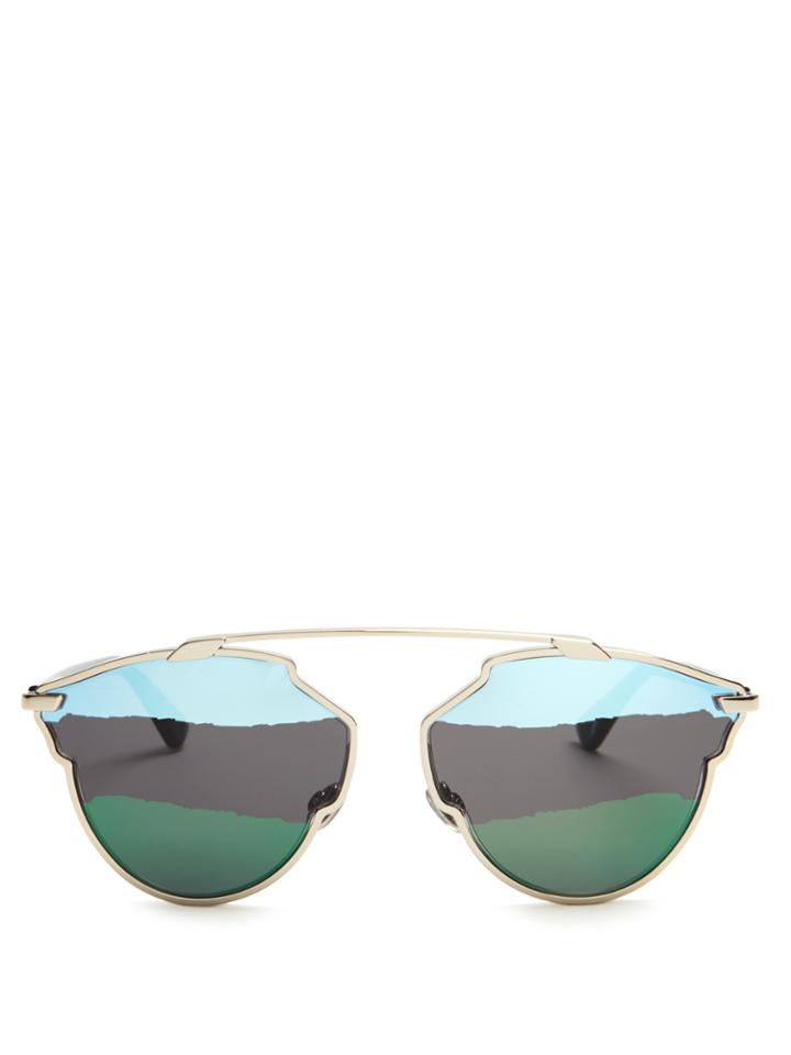 Dior So Real Tri-colour Sunglasses