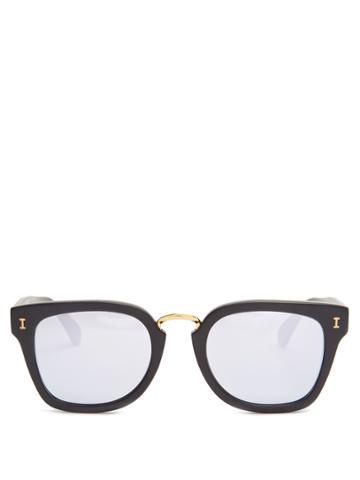 Illesteva Positano Mirrored Sunglasses