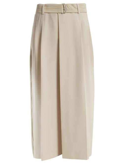 Matchesfashion.com Weekend Max Mara - Fasto Trousers - Womens - Cream