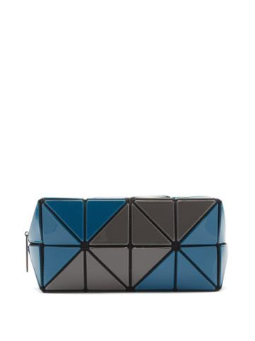 Matchesfashion.com Bao Bao Issey Miyake - Lucent Pvc Make-up Bag - Womens - Grey Multi