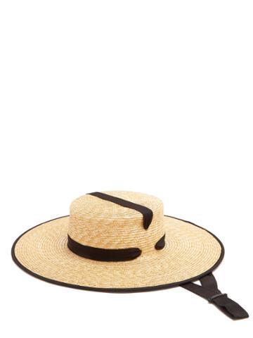 Lola Hats Zorro Raffia Hat