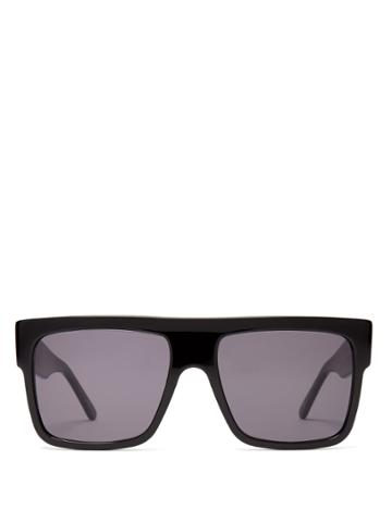 Andy Wolf Austin Square-frame Acetate Sunglasses