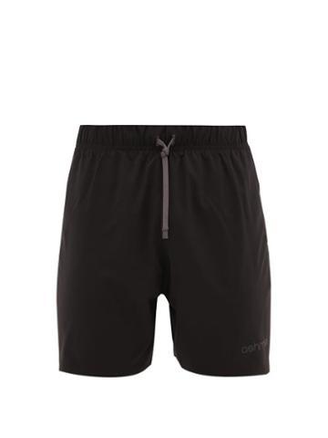 Matchesfashion.com Ashmei - Running Shorts - Mens - Black