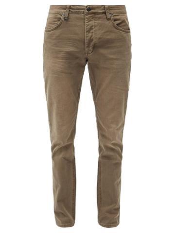 Matchesfashion.com Neuw - Lou Slim-leg Jeans - Mens - Beige