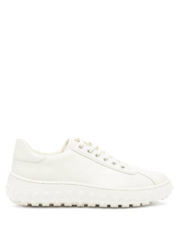 Matchesfashion.com Camperlab - Ground Leather Trainers - Mens - White