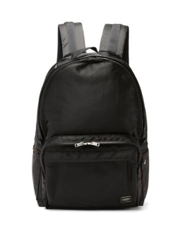 Matchesfashion.com Porter-yoshida & Co. - Tanker Technical-twill Backpack - Mens - Black