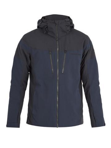 Peak Performance Lanzo Detachable-hood Ski Jacket