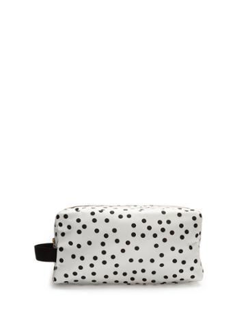 Dolce & Gabbana Polka-dot Print Make-up Bag