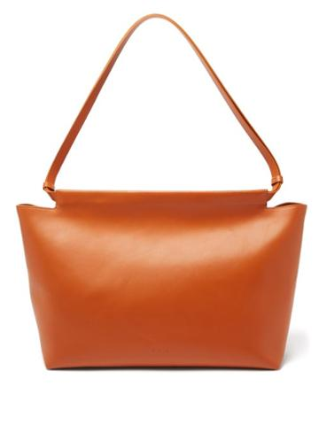 Aesther Ekme - Sway Leather Tote Bag - Womens - Tan
