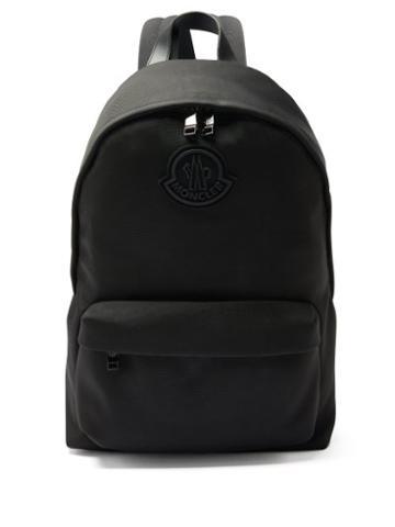 Matchesfashion.com Moncler - Pierrick Logo-patch Technical Backpack - Mens - Black