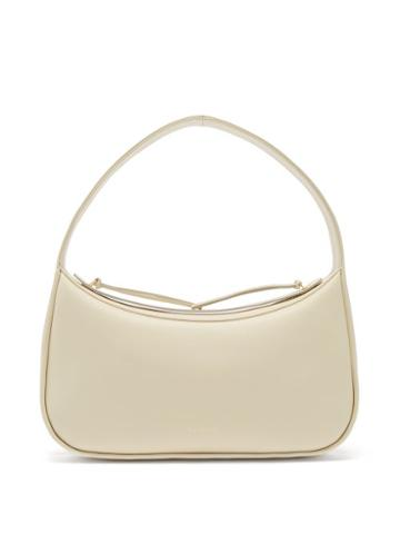 Neous - Delphinus Small Leather Shoulder Bag - Womens - White