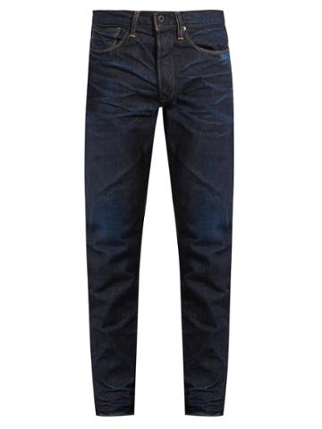 Kuro Aulick Slim-leg Jeans