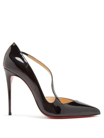 Christian Louboutin Jumping Patent-leather Pumps