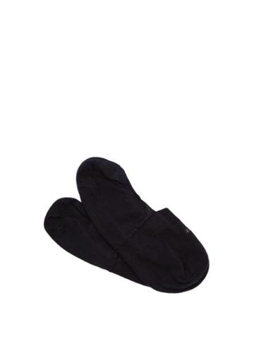 Matchesfashion.com Pantherella - Footlet Cotton Blend Shoe Liners - Mens - Navy