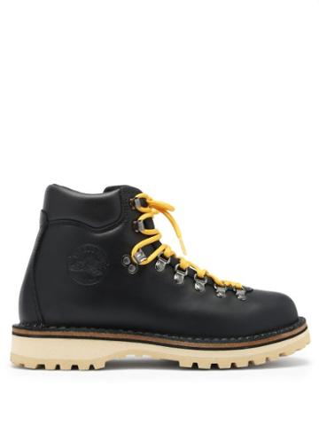 Matchesfashion.com Diemme - Roccia Vet Leather Hiking Boots - Womens - Black