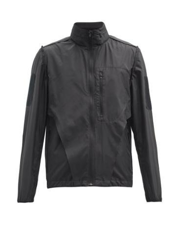 Matchesfashion.com Undercover - High-neck Technical-shell Jacket - Mens - Black