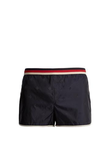 Gucci Bee-jacquard Shorts