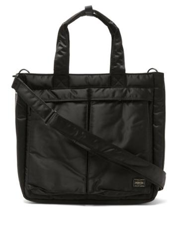 Matchesfashion.com Porter-yoshida & Co. - Tanker 2way Tote Bag - Mens - Black