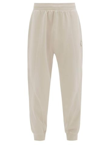 Matchesfashion.com A-cold-wall* - Cotton-jersey Track Pants - Mens - Grey