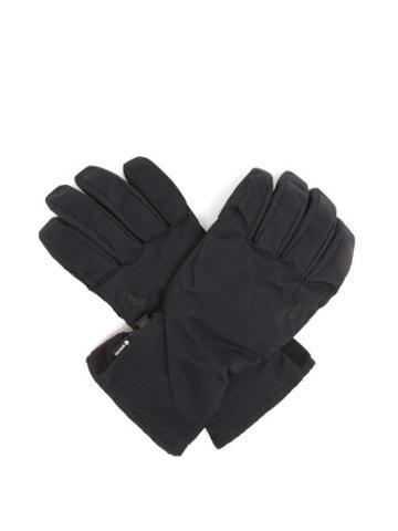 Matchesfashion.com Peak Performance - Vertical Technical Ski Gloves - Womens - Black