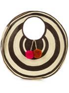 Sophie Anderson Adorada Circle Straw Bag
