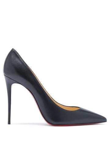 Matchesfashion.com Christian Louboutin - Kate 100 Leather Pumps - Womens - Black
