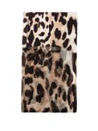 Matchesfashion.com Paco Rabanne - Leopard Print Tights - Womens - Leopard