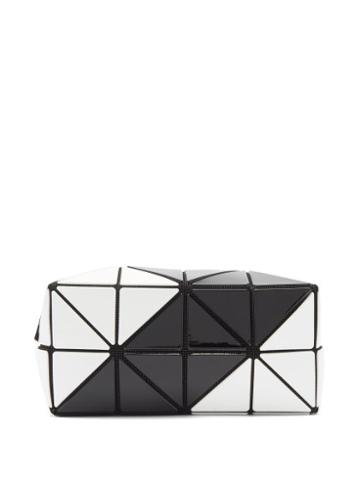 Matchesfashion.com Bao Bao Issey Miyake - Lucent Pvc Make-up Bag - Womens - Black Multi