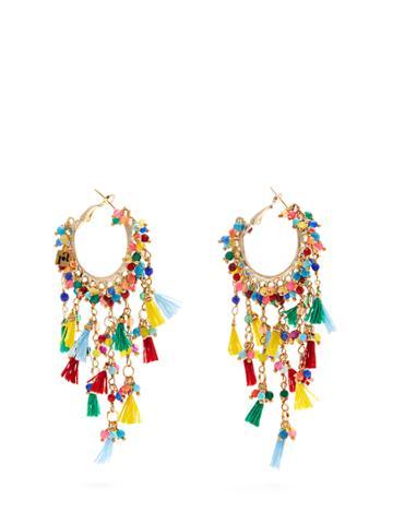 Rosantica By Michela Panero Carmencita Multi-stone Earrings