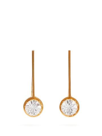 Colville Crystal-embellished Hoop Earrings