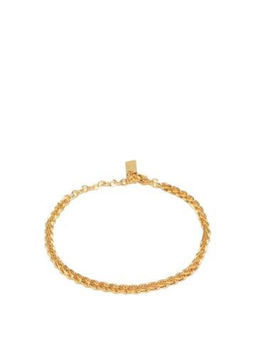 Saint Laurent - Chain Bracelet - Womens - Gold