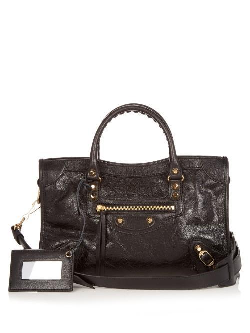 Balenciaga Classic City Small Leather Tote