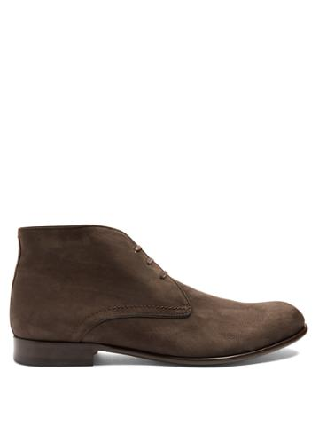 Harrys Of London Griffin Nubuck-leather Desert Boots