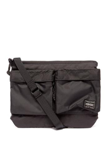 Matchesfashion.com Porter-yoshida & Co. - Force Messenger Bag - Womens - Black