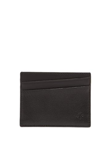 Want Les Essentiels Branson Grained-leather Cardholder