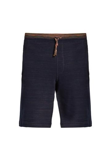 Missoni Drawstring Cotton-jersey Shorts