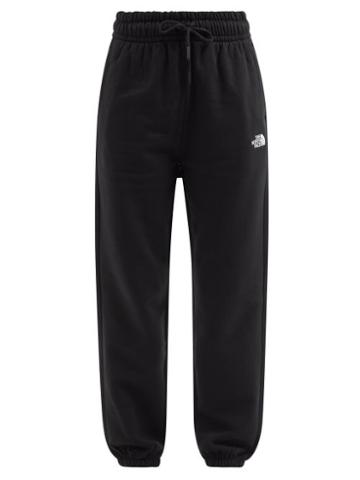 The North Face - Essential Cotton-blend Track Pants - Womens - Black
