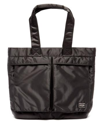 Matchesfashion.com Porter-yoshida & Co. - Tanker Tote Bag - Womens - Black