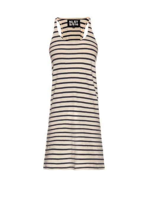 Nlst Striped Tank Dress