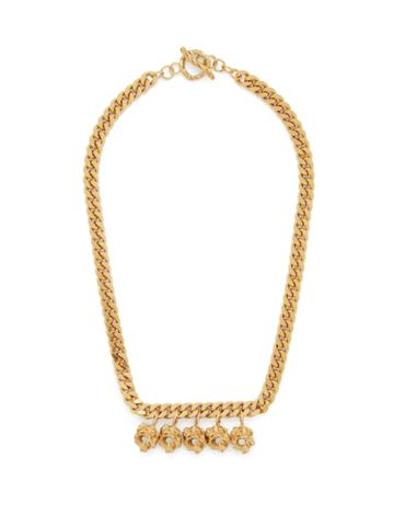 Orit Elhanati Tasha Gold-plated Charm Necklace