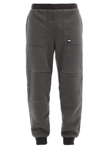 Matchesfashion.com The North Face - Fleeski Fleece Track Pants - Mens - Grey