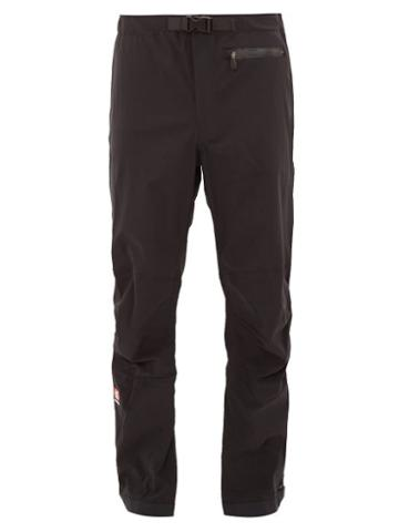 Matchesfashion.com 66north - Snaefell Technical Trousers - Mens - Black
