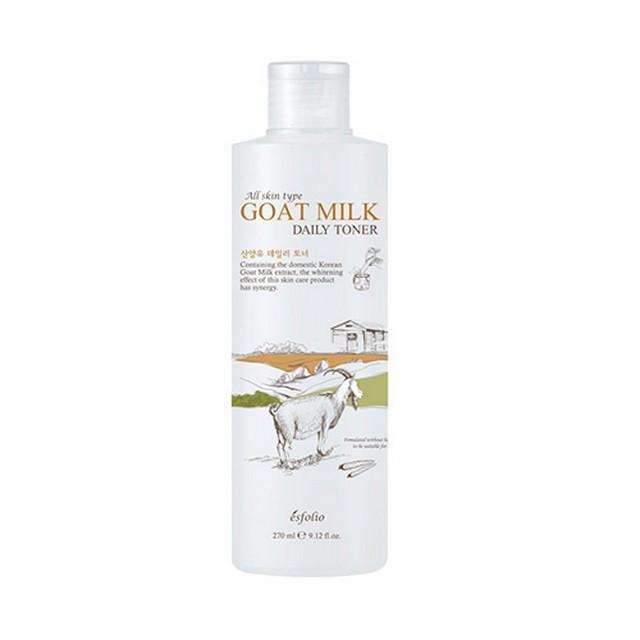 Esfolio Goat Milk Daily Toner