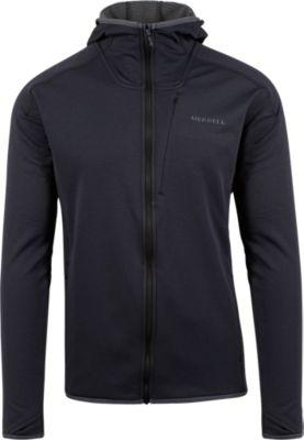Merrell Midweight Drirelease® Long Sleeve Full Zip Mid-layer