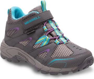 Merrell Hilltop Mid Quick-close Waterproof
