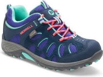 Merrell Chameleon Low Lace Waterproof Sneaker
